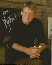 Hand Signed 8x10 colour photo RYAN O'NEAL - LOVE STORY- Peyton Place