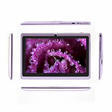 "iRulu eXpro X1 7"" Android 4.2 8GB Dual Core & Cam 1.5GHz WIFI Purple Tablet PC"