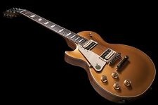 Gibson 2017 Les Paul Classic T LEFTY Goldtop with Hard Case