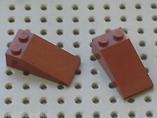 LEGO Star Wars RedBrown Slope brick ref 30363 /set 7752 10144 7662 6210 7041 ...