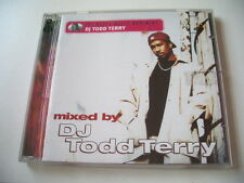 The House Music Movement - DJ Todd Terry     (2CDs)