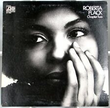 ROBERTA FLACK Chapter Two LP Album 1970 Atlantic  Record Club of America