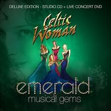 Emerald: Musical Gems Deluxe Edition [CD/DVD] Celtic Woman Factory Sealed LIVE