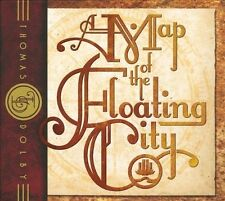 A Map Of The Floating City 2011 by Thomas Dolby Ex-library