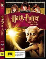 Harry Potter and the Chamber of Secrets (DVD, 2009) BRAND NEW AND SEALED