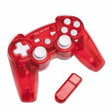 NUOVISSIMO E SIGILLATO ROCK CANDY PS3 PLAYSTATION 3 WIRELESS CONTROLLER per ROSSO