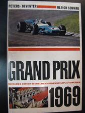 Grand Prix, De Races om het Wereldkampioenschap 1969 door Ulrich Schwab (NL)
