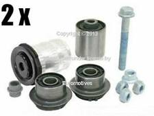 Mercedes w210 4M Control Arm Bushing Kit Front Lower Inner (x2) front bolts nuts