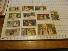 COTE D'OR chocolat belge cards (13 cards) group 5