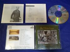 The Waterboys Fisherman's Blues Japan 1st CD 1989 CP32-5748