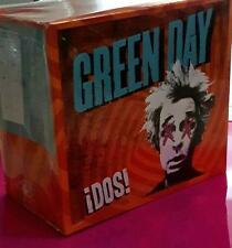 Green Day  ¡Dos! Cd + T-Shirt (Taglia L) Sigillato Sealed