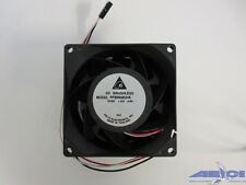 DELTA PFB0848UHE DC Fans 80x80x38mm 48V DC Fan w/ Speed Sensor