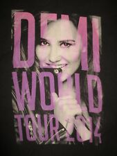 2014 DEMI LOVATO World Concert Tour (MED) T-Shirt