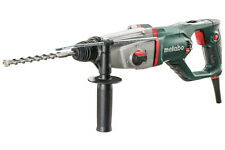 "METABO KHE-D26 1"" SDS Combination Rotary Hammer 601109420"