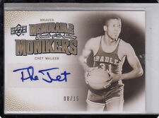 """2010 UPPER DECK GREATS OF THE GAME CHET WALKER """"THE JET"""" /15 AUTOGRAPH AUTO"""