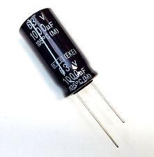 Condensatore Elettrolitico Radiale 2200uF 25V 85°C Ø17x26mm ROE