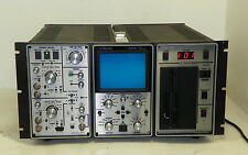 NICOLET DIGITAL STORAGE OSCILLOSCOPE 4094B W/ 4562 + F-43 (F43), RACK MOUNT