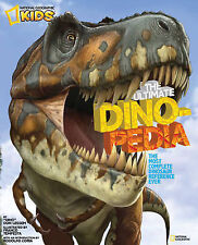 Ng Kids Ultimate Dinopedia Don Lessem Cased 9781426301643