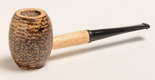 Missouri Meerschaum Country Gentleman Straight Stem Smoking Corncob Pipe - 5616