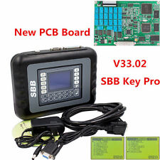 2016 SBB Car Key Programmer Transponder V33.02 Multi-languages Diagnostic Tools