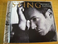 STING MERCURY FALLING CD MINT--