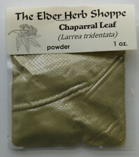 Chaparral Leaf Powder 1 oz - The Elder Herb Shoppe