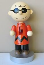 "Snoopy Peanuts Halloween Decoration Figurine Nutcracker 7-1/2"" Charlie Brown New"