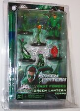 GREEN LANTERN CORPS FAST FORCES PACK DC HeroClix