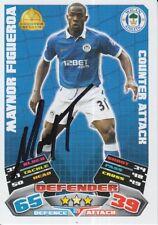 Marinopoulos figueroa main signé wigan 11/12 match attax carte de 2011/2012.