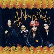"4 NON BLONDES (""LINDA PERRY"") : BIGGER, BETTER, FASTER, MORE ! / CD"
