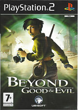 BEYOND GOOD AND EVIL for Playstation 2 PS2 - PAL