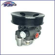BRAND NEW POWER STEERING PUMP W/ PULLEY FOR TOYOTA TUNDRA SEQUOIA 4.7L V8