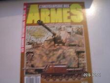 **a Atlas Encyclopédie des armes n°80 Canons automoteurs 1939 1945