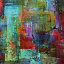 Abstract painting 10'x10' CP Backdrop Computer-painted Scenic Background ZJZ-296