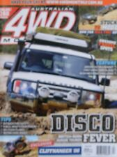 Australian 4WD Action No 103 March 2007 Around Australia On A Budget