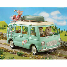 Sylvanian Families Campervan Car 4363 NEW