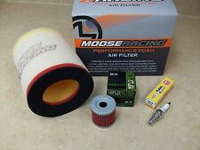 SUZUKI LTZ 400 TUNE UP KIT AIR OIL FILTER SPARK PLUG Z 2003 2004 2005 2006-2009