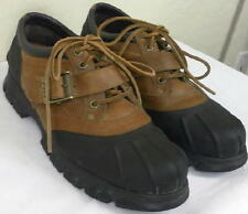 Polo Ralph Lauren Rugged Outdoor Leather Shoes 10.5 D 10.5D