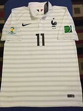 NIKE FRANCE GRIEZMANN SOCCER JERSEY FIFA WORLD CUP BRASIL 2014 AMERICA MEXICO