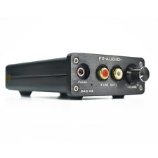 FEIXIANG FX-AUDIO DAC-X3 Fiber Coaxial USB DAC 24BIT/192Khz Audio Headphone AMP