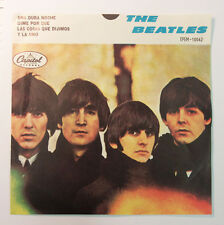 "THE BEATLES "" A HARD DAYS NIGHT"" ""TELL ME WHY"" "" AND I LOVE HER "" 45 RPM Record"
