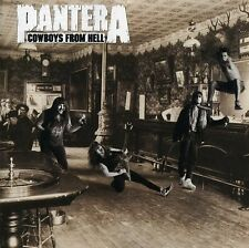 Pantera - Cowboys From Hell (CD NEUF)