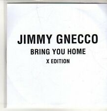 (CO341) Jimmy Gnecco, Bring You Home - DJ CD
