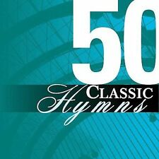 50 Classic Hymns [3 CD], Various Artists, , Very Good Box set