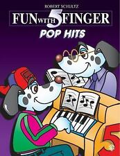 Fun with 5 Finger Pop Hits