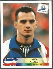 PANINI WORLD CUP FRANCE 1998- #391-JUGOSLAVIJA-YUGOSLAVIA-IVICA KRALJ
