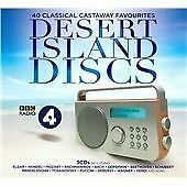 VARIOUS - DESERT ISLAND DISCS (BBC Radio 4)        (2013)    3 x CD Album Set