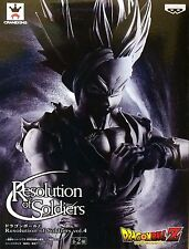 DRAGON BALL Z RESOLUTION OF SOLDIERS GOHAN BLACK Ver. FIGURA FIGURE NEW NUEVA