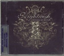 NIGHTWISH ENDLESS FORMS MOST BEAUTIFUL SEALED CD NEW 2015