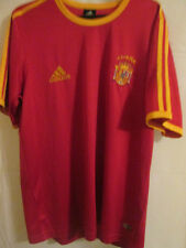 Spain 2006 Training Home Football Shirt Size Medium /8238